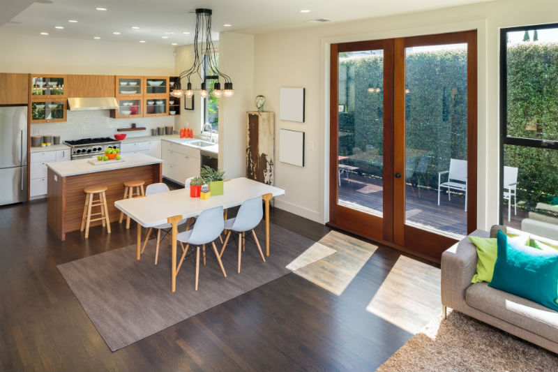 Kitchen Extensions Costs And Benefits Property Price Advice